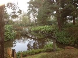 Japanese Garden at Tatton Par