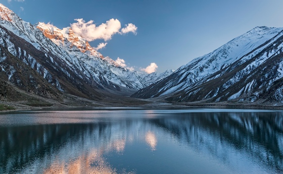 Lake Saiful-Muluk, Pakistan