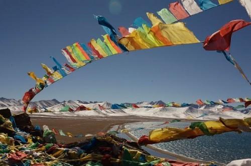 Lhagba Lake, Tibet