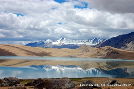 Lake Tso Moriri, India